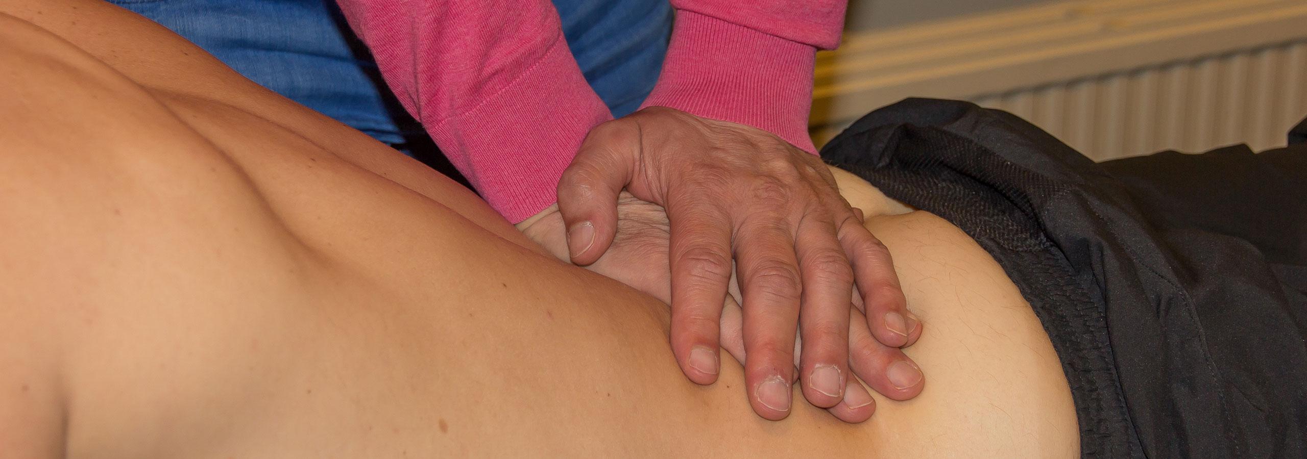 Manuele Therapie DRV